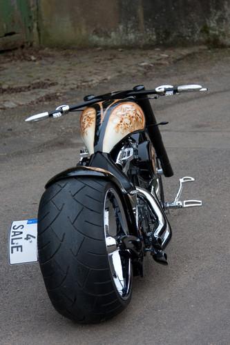 Harley Davidson Night Train Cc S