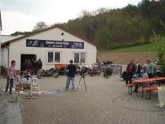 Custom Day, Grünsfeld, Metallverarbeitung, Airbrush