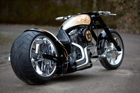 Harley Davidson Moto Lord Of The Rings